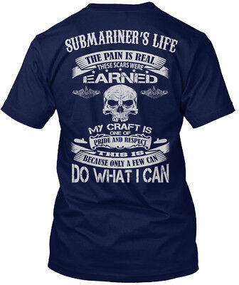 Sensational Submariner Pride And Respect - Hanes Tagless Tee T-Shirt