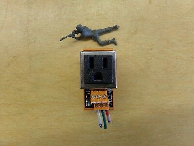 Weidmuller 9915480000 Single Receptacle Outlet *FREE SHIPPING*