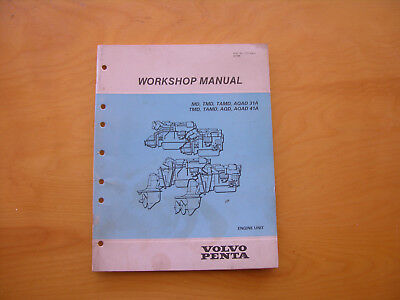 workshop manual volvo penta tmd 22