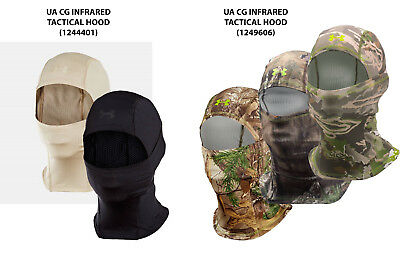 Under Armour Tactical Hood Face Mask Balaclava Infrared Hood New
