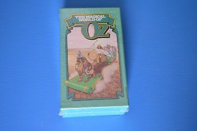 THE MAGICAL WORLD OF OZ Boxed Set (UNOPENED) 4 BKS FICTION/CHILD/YOUNG ADULT