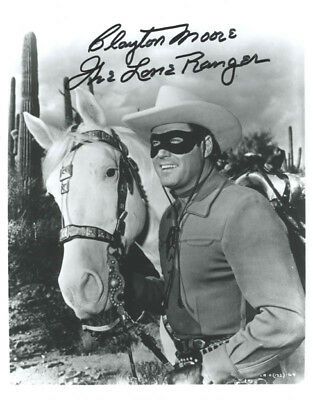 "Jay ""Tonto"" Silverheels - Collection With Clayton ""The Lone Ranger"" Moore"