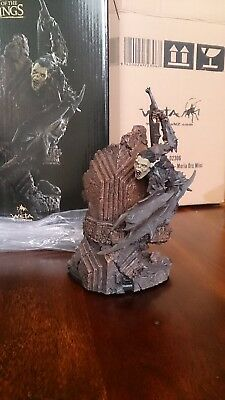 WETA Lord of the Rings Moria Orc Statue