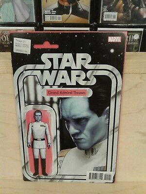 Star Wars Thrawn #1 Christopher Action Figure Variant Cover Marvel