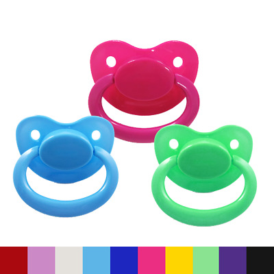 Bulk Lot Adult Pacifier Soother Dummy abdl ddlg mdlg cglg ageplay ddlb wholesale