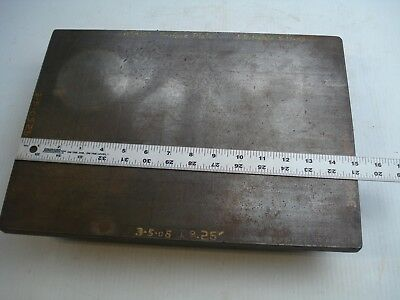 "EC REID ER-2 11"" x 15"" Machinist Surface Plate"