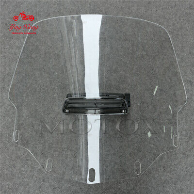 Windscreen Windshield Standard Height Vented Fit For Honda Goldwing GL1500 01-10