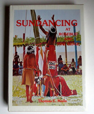 Sundancing Rosebud And Pine Ridge Sioux Indian Reservation