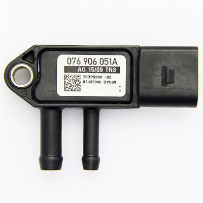 New VAG 076906051A Differenzdruck Abgasdruck Sensor Partikelfilter