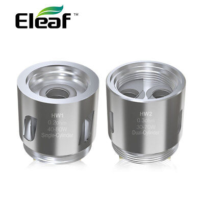Original 5pcs E-leaf  HW1 0.2ohm HW2 0.3ohm Coil For Ello Mini/ Ello XL Tank