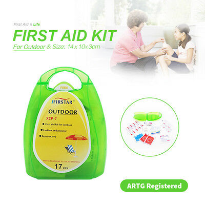 First Aid Kit Outdoor-A Must Have for Every Family  Survival ARTG Registered