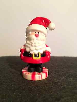 Hallmark Retired Merry Miniatures - (RARE) 1974 Santa (Whimsical Collectible)
