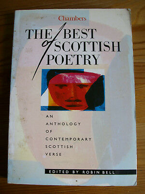 Best Scottish Poetry - Anthology of contemporary Scottish verse - ed. Robin Bell