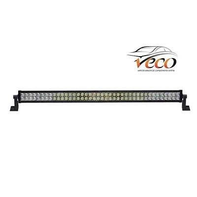 Led Work Light Bar 240W 19200 Lumen Spot Flood Lamp For Trucks Boat Suv Tractor
