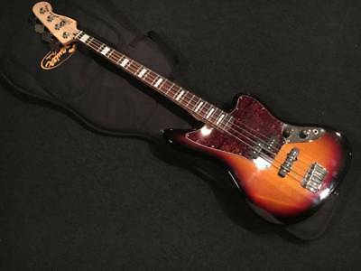 SQUIER Vintage Modified Jaguar Bass 3TS/R Electric Bass Guitar 4 String used