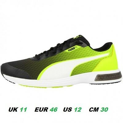 Scarpe Puma T 74 Tech UomoYellow Black 46 US 12