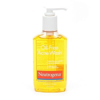 Neutrogena Oil-Free Acne Wash - 6 Oz