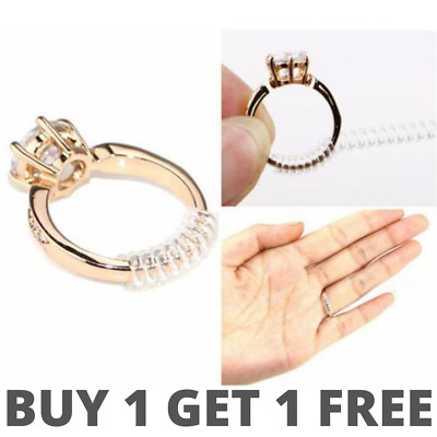 Engagement ring sizer size reducer (snuggies) - 10cm Cut to Fit - universal Fit
