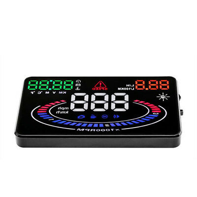 E300 5.5 Inch Car HUD Head Up Display Apply for OBDII and EUOBD