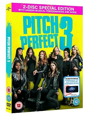 Pitch Perfect 3 (Includes Bonus Disc and Digital Download) [DVD]