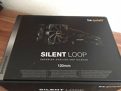 be quiet! Silent Loop 120 mit Restgarantie!
