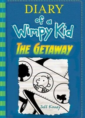 The Getaway (Diary of a Wimpy Kid Book 12) Hardcover  2017