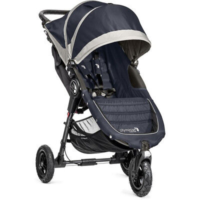 Baby Jogger City Mini GT Midnight Gray - Neu