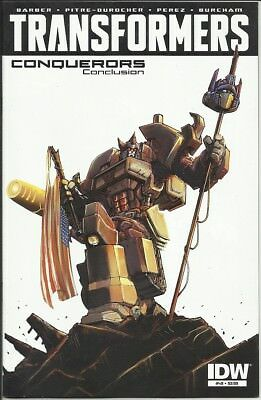 TRANSFORMERS (ongoing series) No. 49, IDW, US-Comic