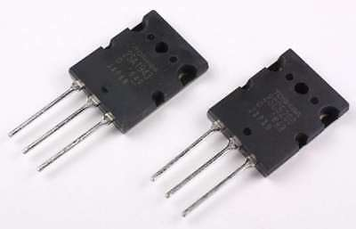 2SA1943 + 2SC5200 Toshiba Audio Power Transistor PNP+NPN Pair