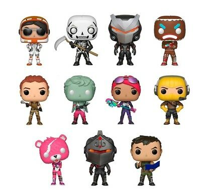 Funko POP Games Figure - Overwatch, Fallout, Resident Evil, Kratos, Lara Croft