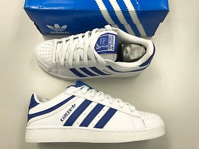 Vintage Leather Shoes Kareem Adidas Royal Men Abdul Jabbar White Lo Ds Og 76gIbyvYf