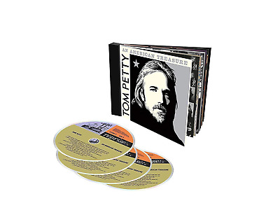 Tom Petty An American Treasure Deluxe 4 Cd Set - Free Postage