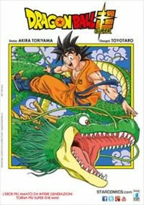 Manga - Star Comics - Dragon Ball Super 1 - Nuovo !!!
