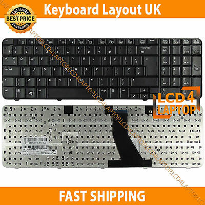 New HP G70 G70-100 HP Compaq Presario CQ70 CQ70-100 Laptop keyboard UK Layout