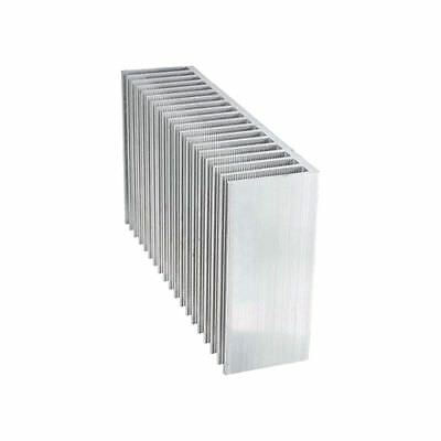 Aluminum Heatsink Cooling for LED Power Memory Chip IC Transistor 60*150*25 C8O6