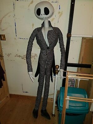 Life Size Jack Skellington Plush