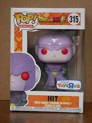 Funko Pop! Dragon Ball Z Super HIT Vinyl Figure only at Toy R Us Exclusive