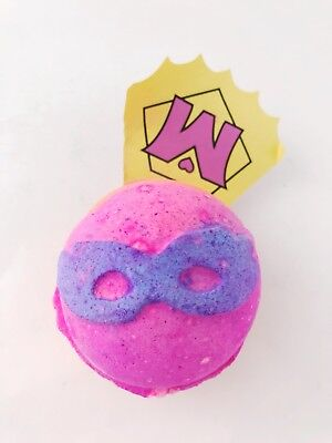 Lush Cosmetics UK Mothers Day - INCREDIBLE MUM MOM BATH BOMB New!