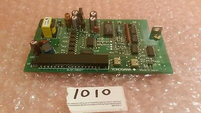 Yokogawa - P/N: B9901SH - Recorder Analog Digital Board - NEW
