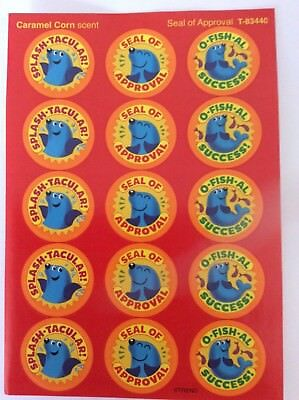 Seal of Approval  Scratch and Sniff Stickers - TEACHERS REWARD