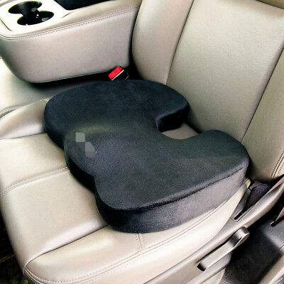 Car Seat Cushion Protector Sit Cover Mat Pad Protect Lower Back Spinal Universal