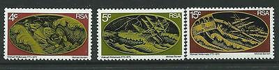South Africa Sg332/4 1973 Rescue By Woltemade Mnh