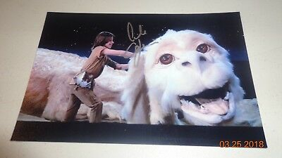 Alan Oppenheimer Signed Picture Autographed With COA Neverending Story Falkor