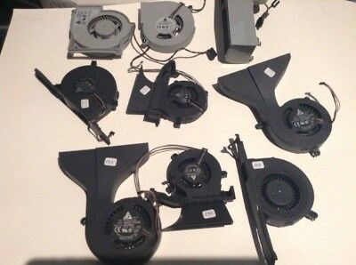 Job lot x9 (3 sets) Of Apple iMac Cooling Fans