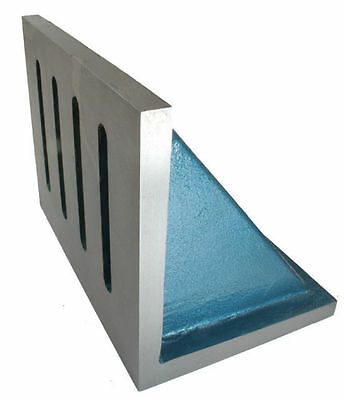Angle Plate Webbed End 3.5 x 3 x 2.5 inch Ground