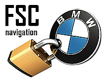 Bmw Cic / Nbt - Fsc Map Update Code - Move, Motion, Premium And Next