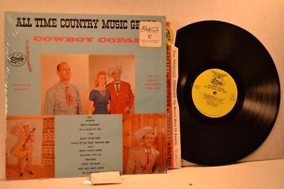 COWBOY COPAS Starday SLP-118 MONO ALL TIME COUNTRY MUSIC GREAT -LISTEN