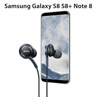 Original Samsung Galaxy S9 S8 S8+ Note 8 EarBuds Headphones Headset EO-IG955 NEW