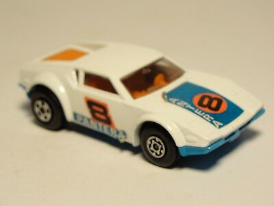 Matchbox Superfast 1973 De Tomaso Pantera No. 8 Die-cast Toy Car