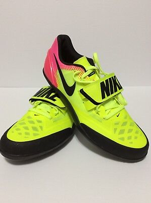 0f3270a6a349 ... cheap max c6952 a23ad Nike Zoom Rotational 6 Shot Put Discus Shoes Rio  . ...